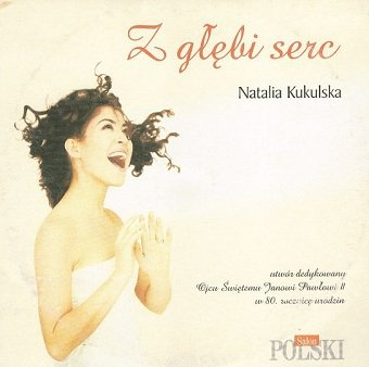 Natalia Kukulska - Z Głębi Serc (Maxi-CD)
