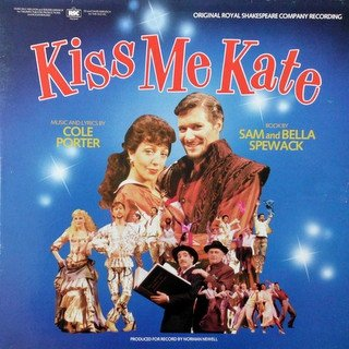 Cole Porter - Kiss Me Kate (LP)