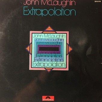 John McLaughlin - Extrapolation (LP)