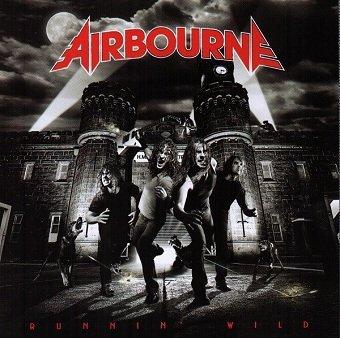 Airbourne - Runnin' Wild (CD)