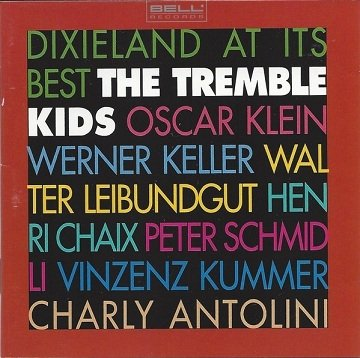 The Tremble Kids - The Tremble Kids Allstars (Dixieland At Its Best) (CD)
