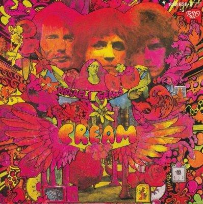 Cream - Disraeli Gears (CD)