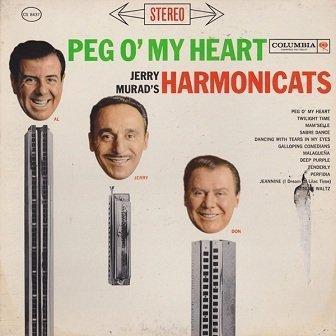 Jerry Murad's Harmonicats - Peg O' My Heart (LP)