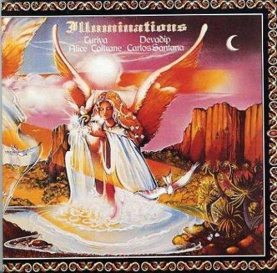 Devadip Carlos Santana & Turiya Alice Coltrane - Illuminations (CD)