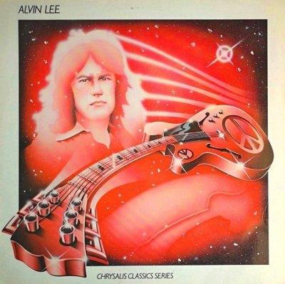 Alvin Lee - Alvin Lee (LP)