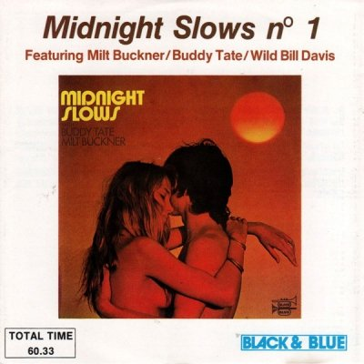 Buddy Tate, Milt Buckner, Wallace Bishop - Midnight Slows N° 1 (CD)