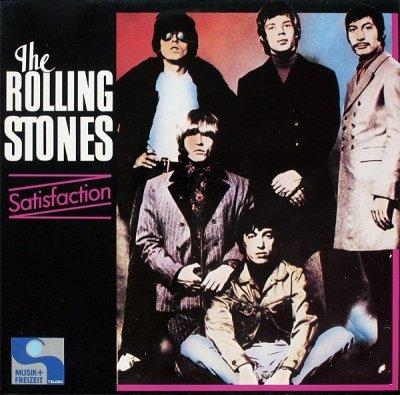 The Rolling Stones - Satisfaction (LP)