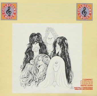 Aerosmith - Draw The Line (CD)
