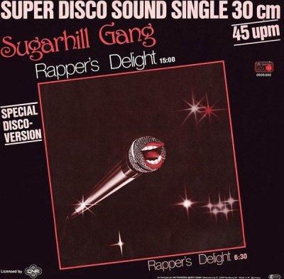 Sugarhill Gang - Rapper's Delight (12'')