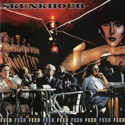 Skunkhour - Feed (CD)