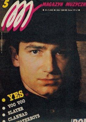 Magazyn Muzyczny Nr 5 (362) Maj 1989
