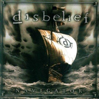 Disbelief  - Navigator (CD+DVD)
