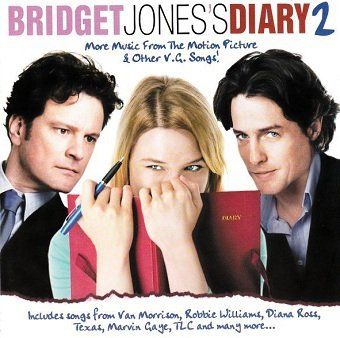 Bridget Jones's Diary 2 (More Music From The Motion Picture & Other V. G. Songs!) (CD)