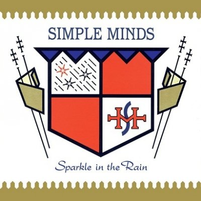 Simple Minds - Sparkle In The Rain (LP)