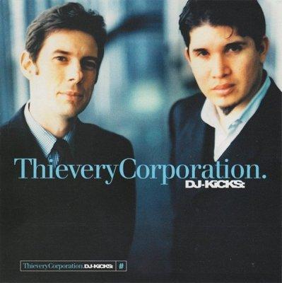 Thievery Corporation - DJ-Kicks (CD)
