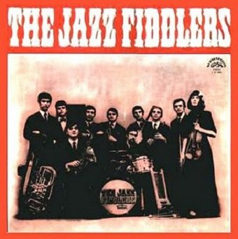 The Jazz Fiddlers - The Jazz Fiddlers (LP)