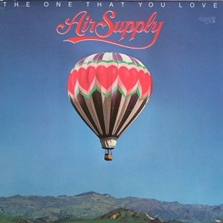 Air Supply - The One That You Love (LP)