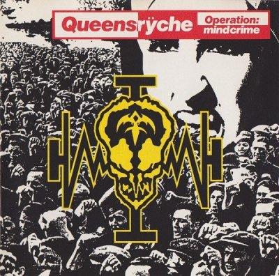 Queensrÿche - Operation: Mindcrime (CD)