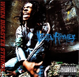 Busta Rhymes - When Disaster Strikes... (CD)