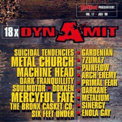Dynamit Vol. 17 (CD)