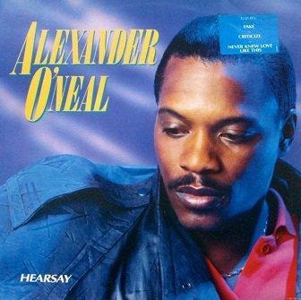 Alexander O'Neal - Hearsay (LP)