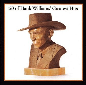Hank Williams - 20 Of Hank Williams' Greatest Hits (CD)