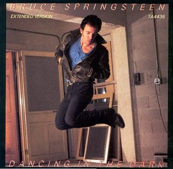 Bruce Springsteen - Dancing In The Dark (12'')