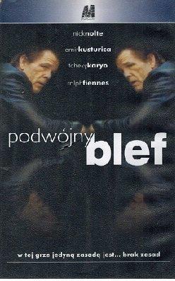 Podwójny blef (VHS)