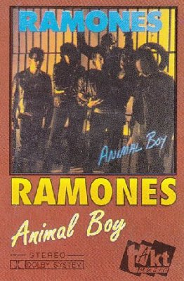 Ramones - Animal Boy (MC)