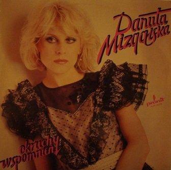 Danuta Mizgalska - Okruchy Wspomnień (LP)