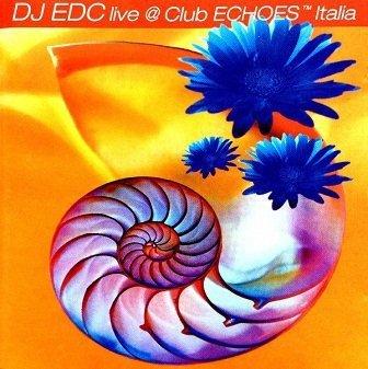 D.J. EDC Live @ Club Echoes (CD)