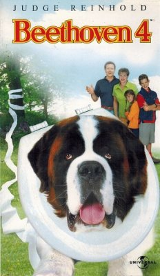 Beethoven 4 (VHS)