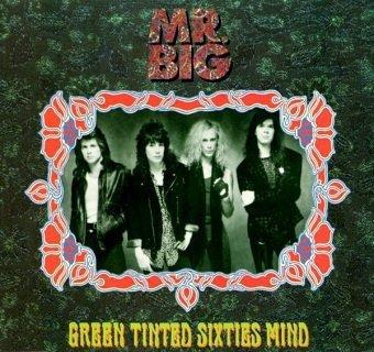Mr. Big - Green Tinted Sixties Mind (Maxi-CD)