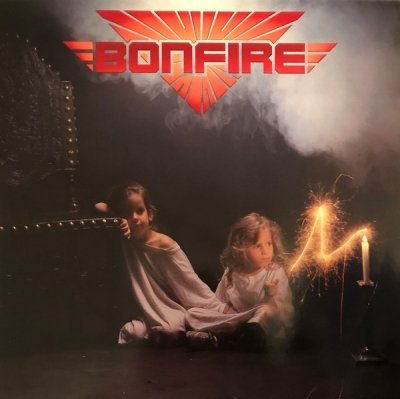 Bonfire - Don't Touch The Light (LP)