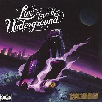 Big K.R.I.T. - Live From The Underground (CD)