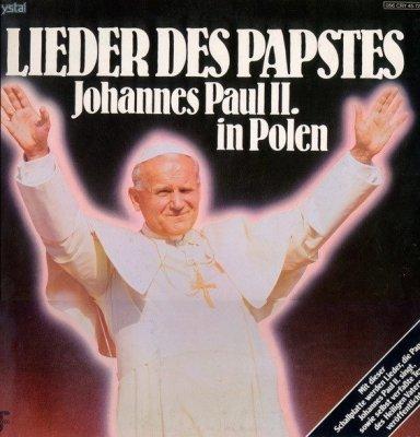 Johannes Paul II - Lieder Des Papstes (Johannes Paul II. In Polen) (LP)