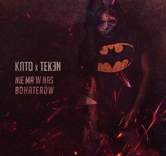 Kato X Teken - Nie Ma W Nas Bohaterów (CDr)