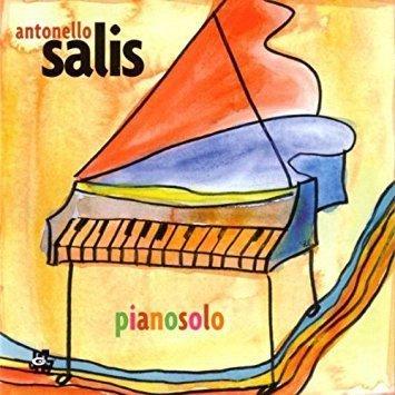 Antonello Salis - Pianosolo (CD)