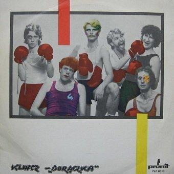 Klincz - Gorączka (LP)