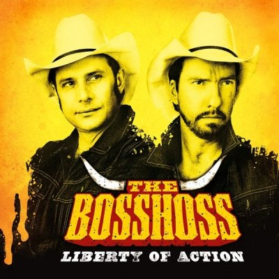 The BossHoss - Liberty Of Action (CD)