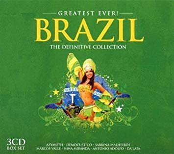 Brazil - Greatest Ever! The Definitive Collection (3CD)