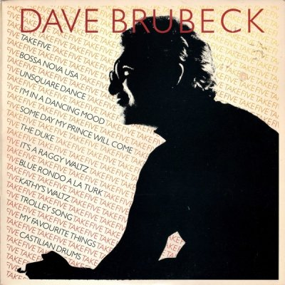 Dave Brubeck - Take Five (LP)