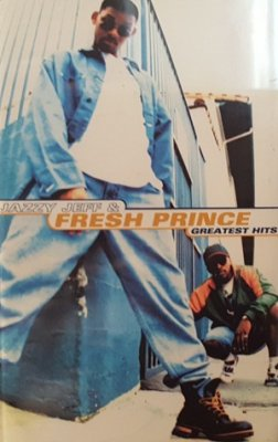 DJ Jazzy Jeff & The Fresh Prince - Greatest Hits (MC)