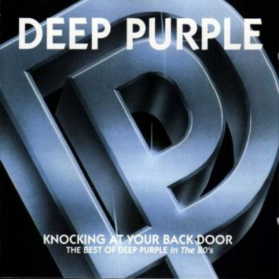 Deep Purple - Knocking At Your Back Door: The Best Of Deep Purple In The 80's (CD)