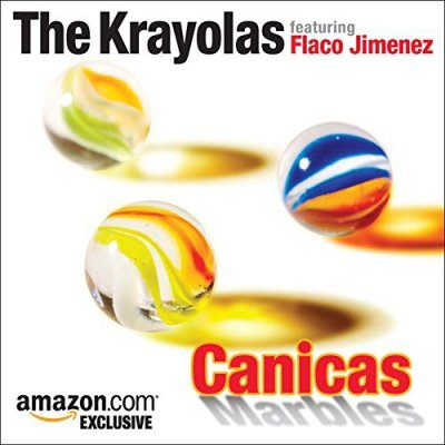 The Krayolas - Canicas, Marbles (CD)