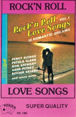 Rock'n'roll - Love Songs (MC)