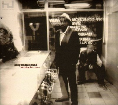 King Midas Sound - Waiting For You... (CD)