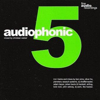 Christian Weber - Audiophonic 5 (CD)