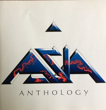 Asia - Anthology (CD)