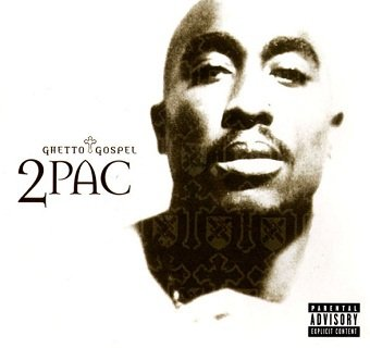 2Pac - Ghetto Gospel (Maxi-CD)